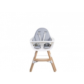 Childhome EVOLU SEAT CUSHION NEOPRENE LIGHT GREY