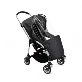 Bugaboo Bee5 High Performance Rain Cover-Black