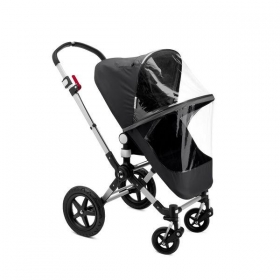 Bugaboo Fox2/Cameleon3 High Performance Rain Cover Black