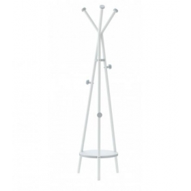 Kids Concept LINUS CIRCLE CLOTHING RACK GREY