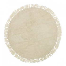 Bloomingville Rug- Nature Wool