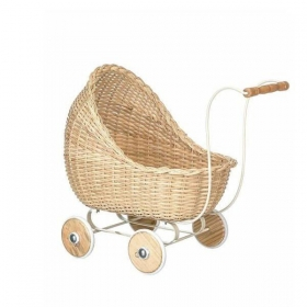 Smallstuff Dolls Stroller- Nature