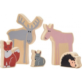 Kids Concept WOODLAND ANIMALS