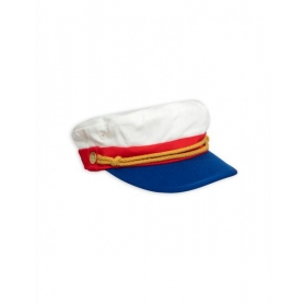 Mini Rodini Skipper hat- Offwhite