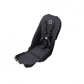 Bugaboo Donkey2 DUO Fabric Set- Black