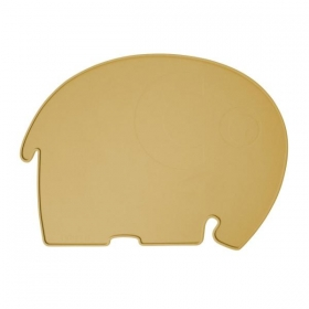 Sebra Silicone Placemat Fanto The Elephant Yellow