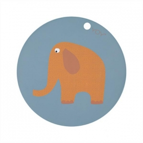 OYOY LIVING DESIGN ELEPHANT PLACEMAT