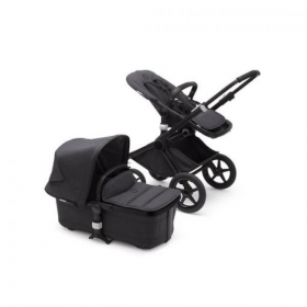 Bugaboo Fox2 Mineral complete BLACK/WASHED BLACK