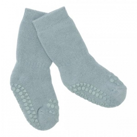 GoBabyGo Non-slip socks -  dusty blue