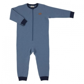 VOKSI JUMPSUIT MERIINOFLIIS LIGHT BLUE