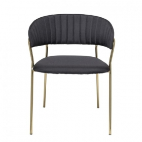 BLOOMINGVILLE Form Dining Chair, Black