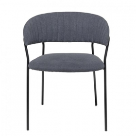 Form Dining Chair, Grey