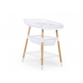 CHILDHOME EVOLUX CHANGING TABLE NATURAL WHITE