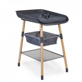CHILDHOME EVOLUX CHANGING TABLE NATURAL ANTHRACITE